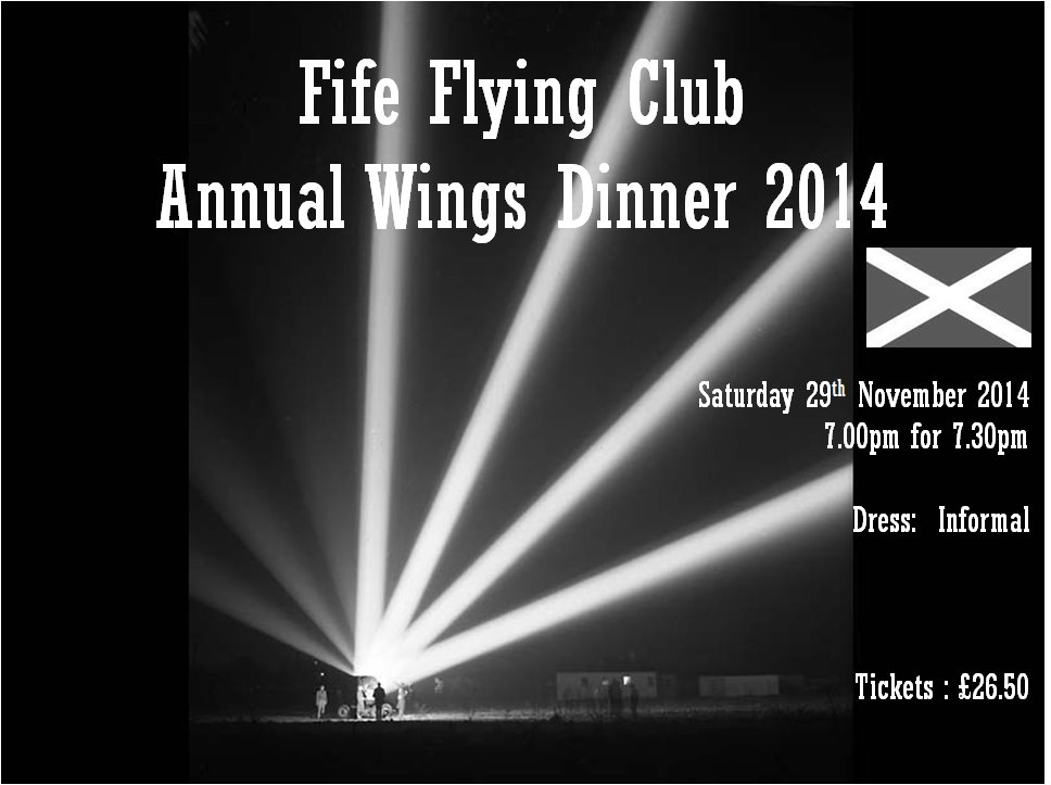 Annual Wings Dinner (2014)